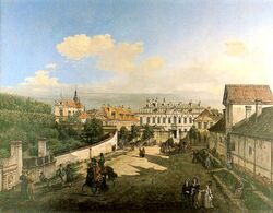 Pałac Błękitny Bellotto