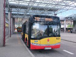 712 (Metro Młociny)
