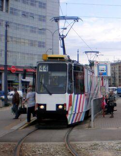 Wiatarczna tram44