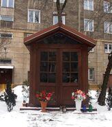 Wileńska (nr 18, kapliczka)