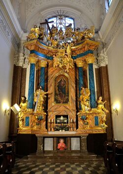 Kaplica Literacka Katedra św. Jana