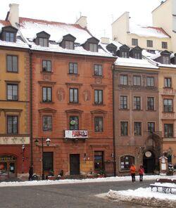 Rynek Starego Miasta (kamenica)