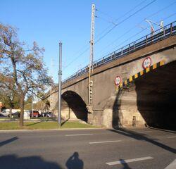 Targowa (linia średnicowa, wiadukt)