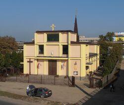 Kościół św. Jadwigi (Modlińska)