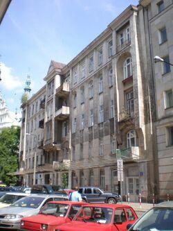 Mokotowska (budynek nr 8) 2