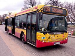739 (Metro Wilanowska)