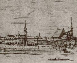 Warszawa 1641