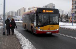 Świderska (autobus 211)