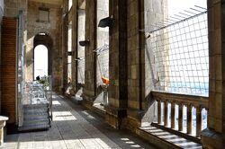Taras widokowy na 30 piętrze PKiN