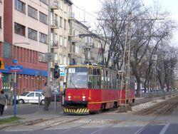 Plac Szembeka (przystanek, tramwaj 47)