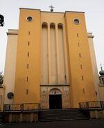 Kościół MB Różańcowej (Wysockiego)