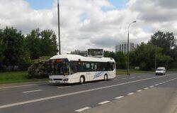 Bora-Komorowskiego (117, Volvo 7700 Hybrid)