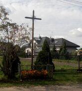 Czeremchowa (krzyż przydrożny )