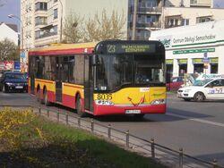Zamieniecka (autobus 123)