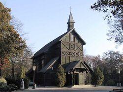 Cm. Bródnowski kościół