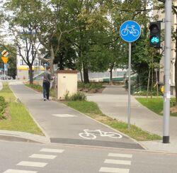 Cybernetyki (ścieżka rowerowa)