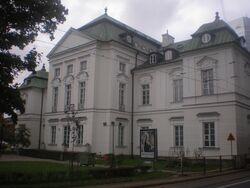 Pałac Przebendowskich (aleja Solidarności) 2