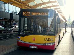 522 (Dworzec Centralny)