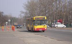 Wóycickiego (autobus 303)