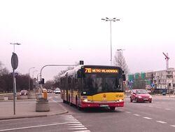 710 (al. Wilanowska)