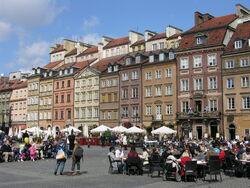Strona Barssa Rynek Starego Miasta