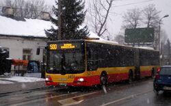 Świętego Wincentego (autobus 500)