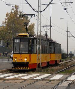Wołoska (tramwaj 41)
