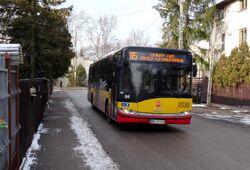 Narcyzowa (autobus 115)