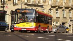 Plac Trzech Krzyży (autobus 101)