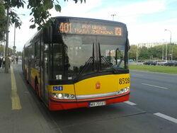 401 (Dolina Służewiecka)