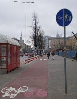 Jana Pawła II (ścieżka rowerowa)