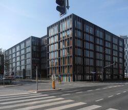 Domaniewska (budynek nr 39)