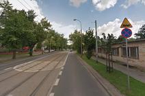 Ulica Ratuszowa rejon ul