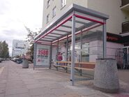 Metro Natolin 02 (wiata)