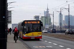 Most Poniatowskiego (autobus 151)