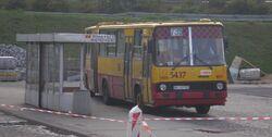 Zeran-FSO (przystanek, autobus 735)