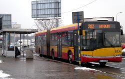 Dworzec Zachodni (przystanek, autobus 382)