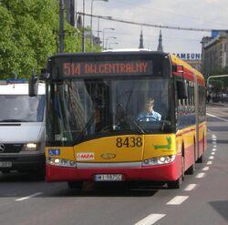 Marszałkowska (autobus 514)