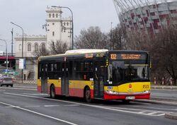 Wał Miedzeszyński (autobus 102)
