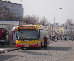 Wiatraczna (przystanek ,autobus 173)