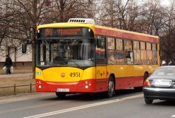 Łabiszyńska (autobus 169)