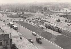 Plac Zawiszy (lata powojenne)