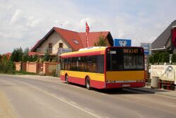 Skarbka z Gór (przystanek, autobus 132)
