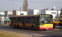 Wóycickiego (autobus C84)