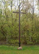Żegańska, Bursztynowa (krzyż)