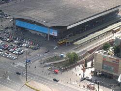 Dworzec centralny pętla