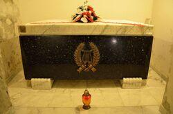 Sarkofag Ignacego Jana Paderewskiego Katedra św. Jana