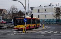 Wał Miedzeszyński (autobus 143)