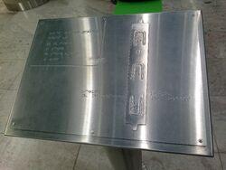 Schemat CNK (Braille)