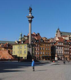 Kolumna Zygmunta 2006